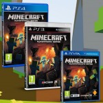 Minecraft Will Have an Official Blue-ray Disc Launch in May, Teases PS4 and PS Vita Versions