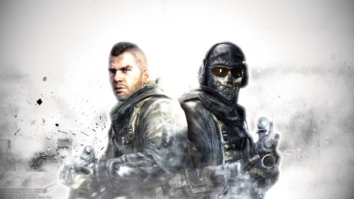 Soap Joins Call Of Duty Ghosts In New Multiplayer Customization DLC