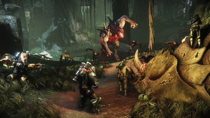 New Evolve gameplay revealed