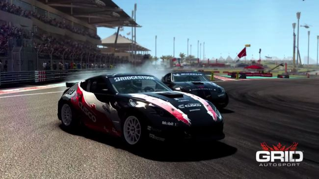 new car game release dateGRID game to bare the name Autosport trailer and release date