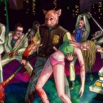 Hotline Miami 2: Wrong Number – 'Dial Tone' Trailer Is All Guns