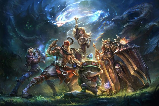 League of Legends to get huge graphical overhaul