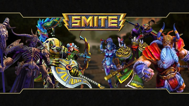 Is Smite just 'LoL' with ancient gods?