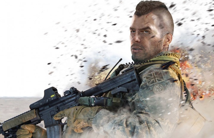 Infinity Ward Teases Soap MacTavish DLC For Call Of Duty Ghosts