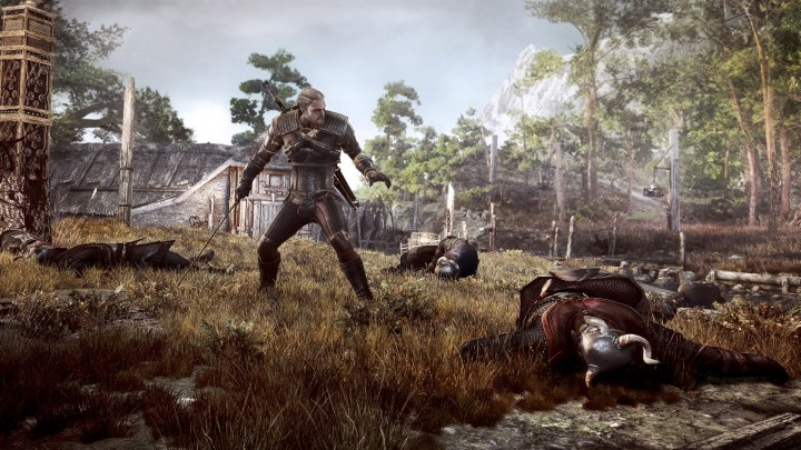 The Witcher 3 About the world 39 s size and system requirements