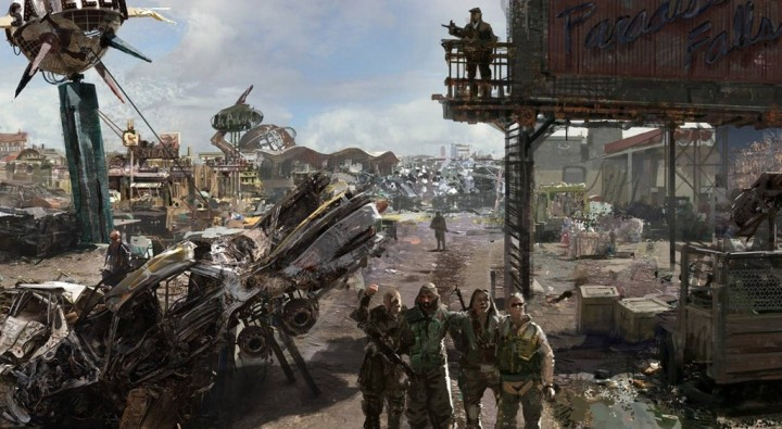 10 things we really want from Fallout 4