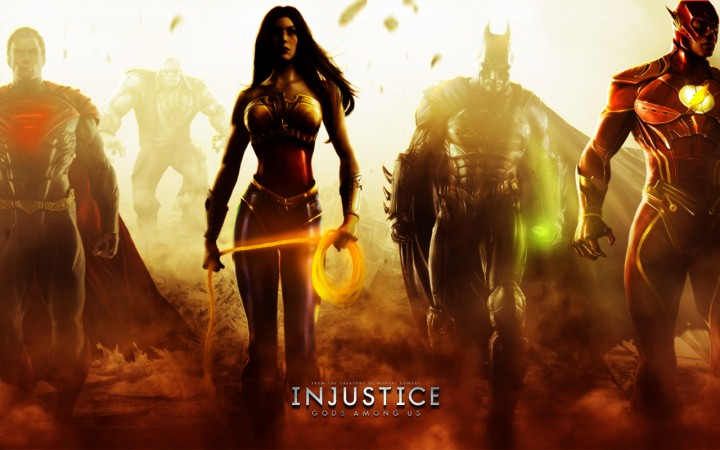 Injustice Mobile Is Getting Online Multiplayer And More in New Update