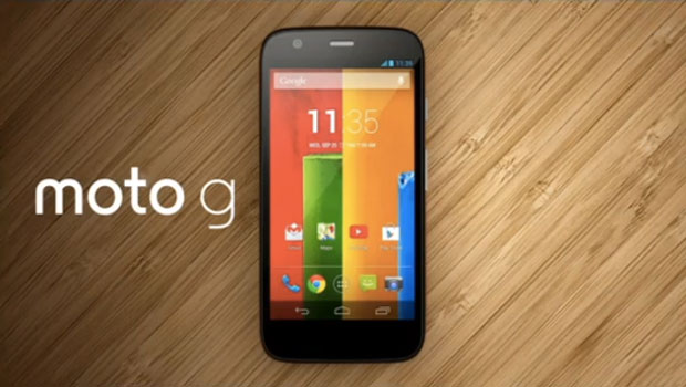 Review: Motorola Moto G vs. LG G2: Price & Specifications Overview