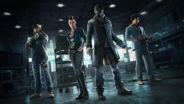 New Watchdogs Trailer – What to expect