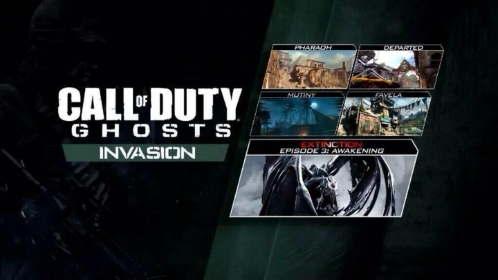 COD: Ghosts Invasion DLC Revealed, Coming June 3 For XBL