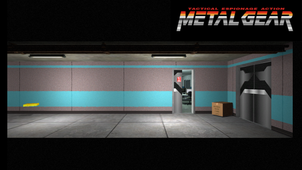 Konami Gives Thumbs Up For Unofficial Metal Gear Remake