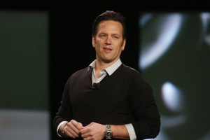 """Those Sony Peeps Had A Great First Year""- Phil Spencer"