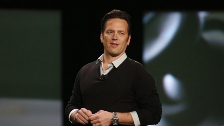 """""""Those Sony Peeps Had A Great First Year""""- Phil Spencer"""