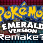 Nintendo Trademarks Possible Pokémon Emerald Remake