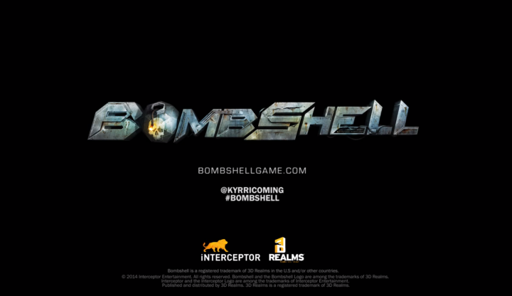 Interceptor Entertainment Reveals Bombshell for the PS4 and PC
