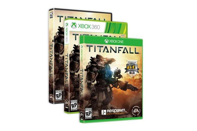 Top 10 UK Sales Chart – Titanfall falls to second place.