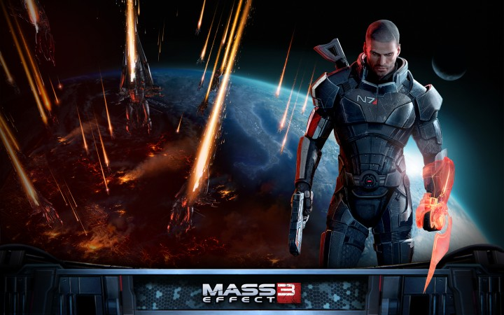 Mass Effect the movie, maybe coming to a theater near you