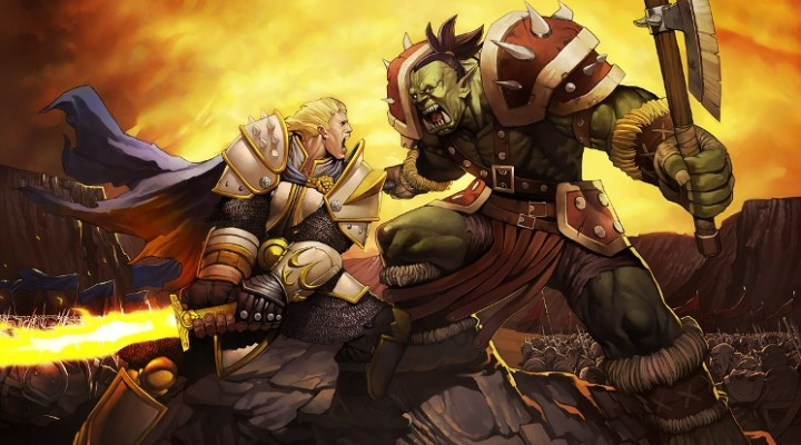 Filming on Warcraft movie almost completed