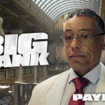 Payday 2's Big Bank DLC hits steam