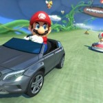 Mario Kart 8 Mercedes Benz DLC will release in the US