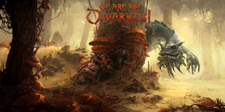 "Whale Rock Games Announce ""We Are The Dwarves"" – The Gamer Headlines"