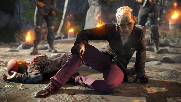 Far Cry 4 experiencing fatal error message on PS3