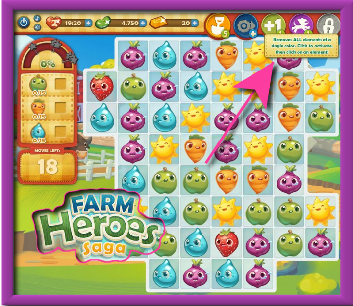 Farm Heroes Saga Cheats – Our tips and tricks to help you
