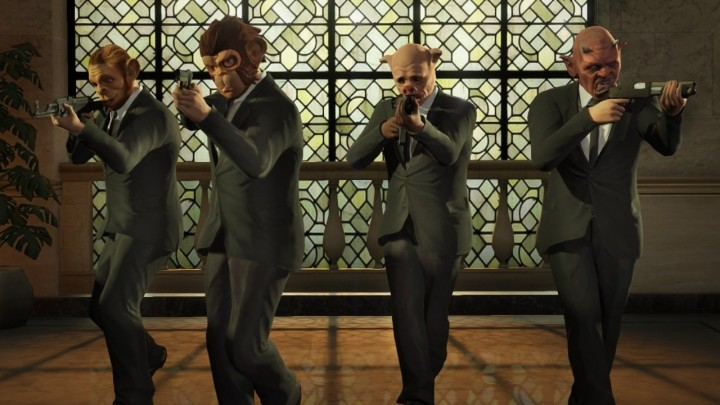 RUMOR: GTA Online Heist and DLC Leaks!
