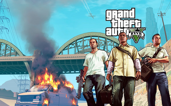 Grand Theft Auto V Current-Gen, PC Versions Coming November 14th?