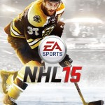 Patrice Bergeron selected as cover athlete for NHL 15