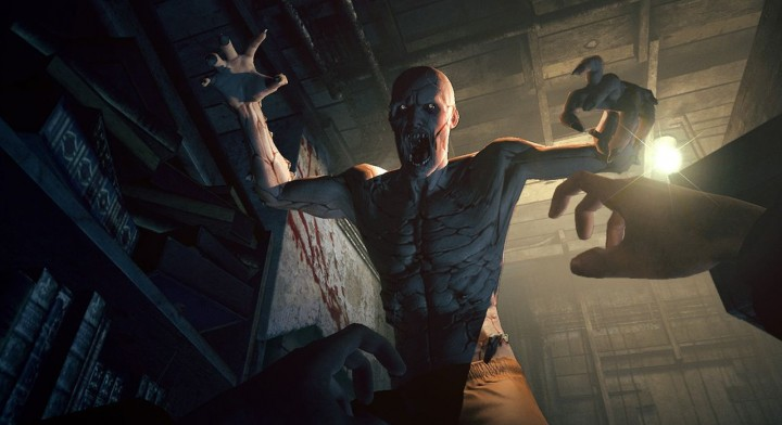 Survival Horror Game Outlast Now On The Xbox One!