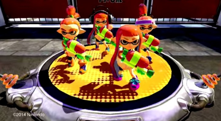 New Splatoon Trailer Offers a Glimpse at Single Player