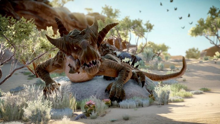 New Dragon Age: Inquisition trailer shows off new combat features