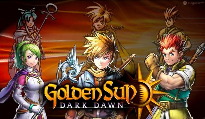 Golden Sun Reveals Unpredictable Details