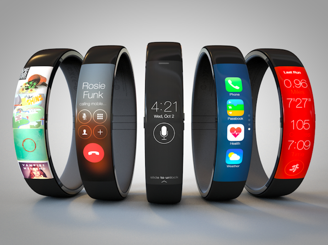 Apple iWatch to be released in October with curved display
