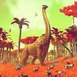 Gamer's Might Not See Space Dinosaurs in No Man's Sky
