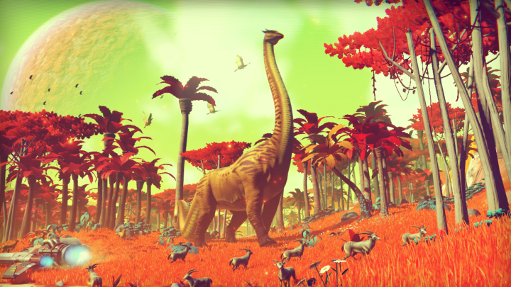 No Man's Sky to Appear on The Late Show
