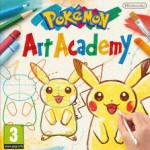 Time to let Pokemon Train Us, With Pokemon Art Academy!