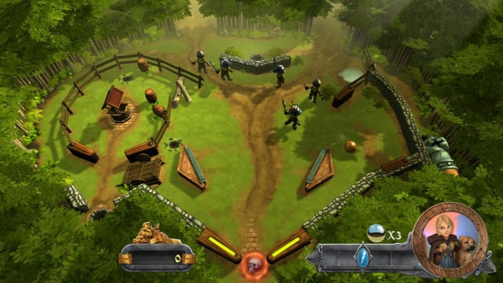 All new Pinball RPG and five other great game mash ups