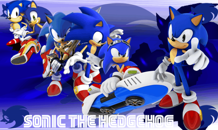 Sonic the Hedgehog turns 23