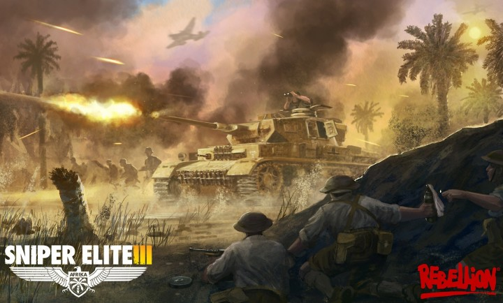 Sniper Elite 3 has a 10 GB Day One patch on Xbox One