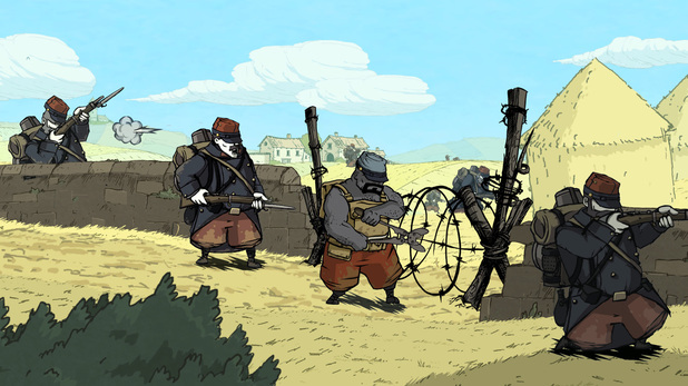 Valiant Hearts: The Great War Will Include Real War Footage