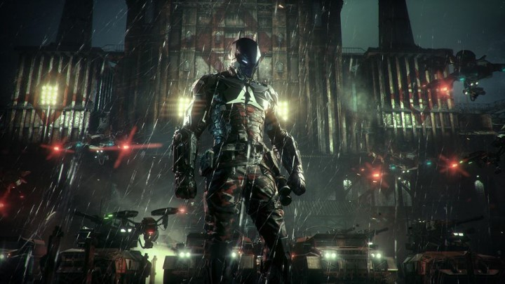 Batman: Arkham Knight Script Leak A Fake?