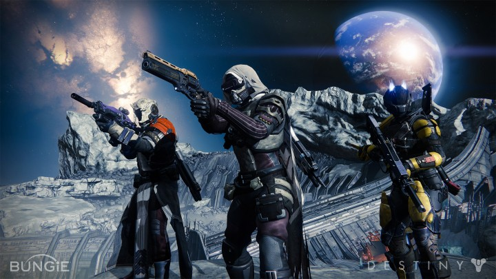 New Destiny Xbox One Gameplay Running At 1080p