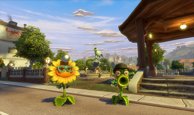 Plants vs. Zombies: Garden Warfare PS4 Exclusive Hats, Mode Detailed
