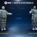 NHL 15 Doing What it Should Do With Player Models