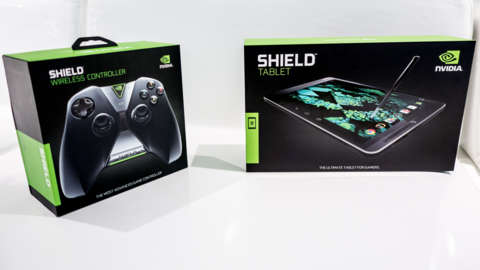 NVIDIA SHIELD Tablet Added To The Shield Family