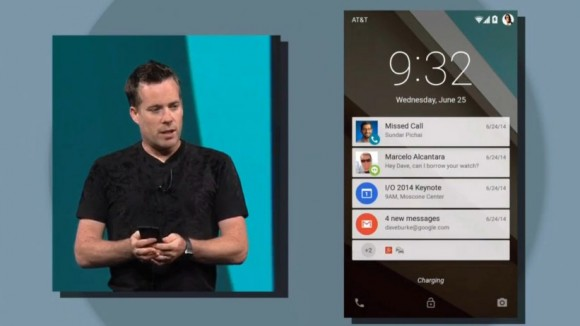 Social Media Apps Are Putting Final Design Touches For Android L
