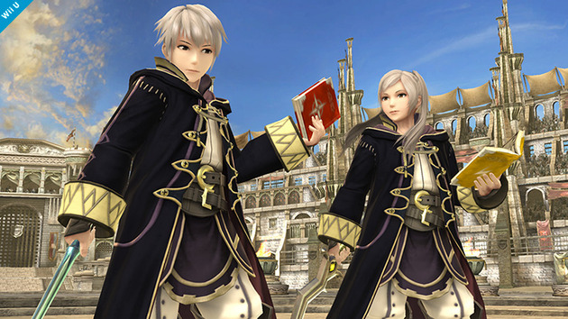 Sakurai talks about Lucina and Robin's Levin sword on Miiverse