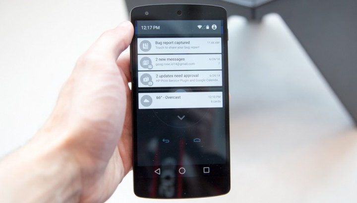 Android L: What's Really New For Right Now??